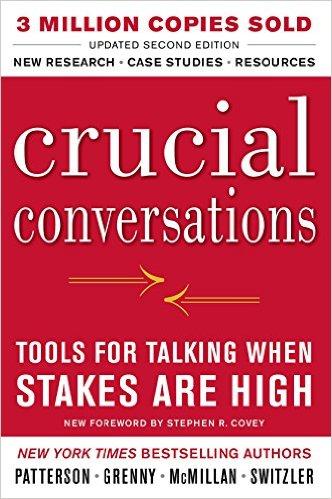 Crucial Conversations (Part 1)
