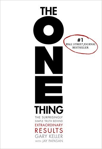 The One Thing (Part 2)
